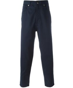 SOCIETE ANONYME | Société Anonyme Deep Chino Trousers 48 Cotton