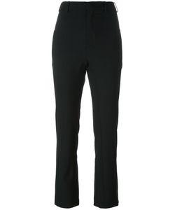 Chloe | Chloé Slim Fit Trousers 40 Silk/Spandex/Elastane/Acetate/Virgin Wool