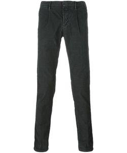 Incotex   Slim Corduroy Trousers 32 Cotton/Spandex/Elastane