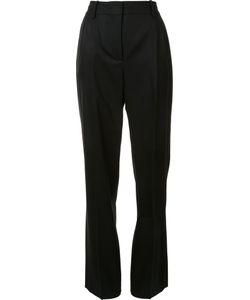Barbara Casasola | High-Rise Tailored Trousers 42 Cashmere/Wool