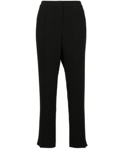 Elie Tahari | Straight Trousers 4 Polyester/Triacetate