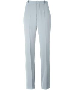 See By Chloe | See By Chloé Straight Leg Trousers 42 Polyester/Spandex/Elastane/Viscose