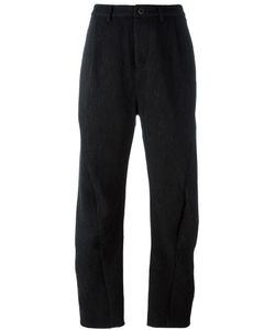 INDIVIDUAL SENTIMENTS | Curved Seam Trousers Adult Unisex 3 Cotton/Wool