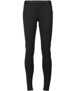 Daniel Patrick | Logo Waist Leggings Xs Polyester/Spandex/Elastane