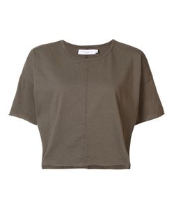 Daniel Patrick | Cropped T-Shirt Small Cotton