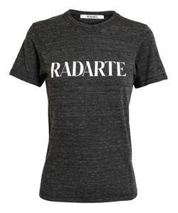 Rodarte | Radarte T-Shirt Large Cotton/Polyester/Rayon