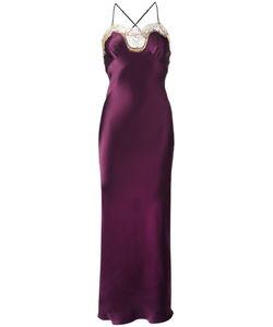 Gilda & Pearl | Gina Long Slip Small Silk/Nylon/Rayon