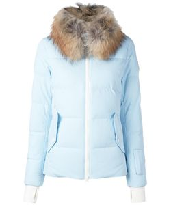 ROSSIGNOL | Aura Padded Jacket Large Feather Down/Polyamide/Racoon Fur