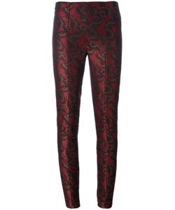 A.F.Vandevorst | Piano Skinny Trousers 40 Polyester
