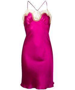 Gilda & Pearl | Gina Short Slip Large Silk/Nylon/Polyethylene/Rayon