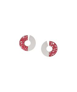 Eshvi | Disk Earrings