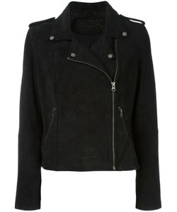 Munderingskompagniet | Buffy Jacket 38 Cotton/Calf Leather/Polyester