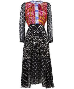 Duro Olowu | Print Shirt Dress 10 Silk