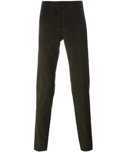 Incotex | Slim-Fit Trousers 46 Cotton/Spandex/Elastane