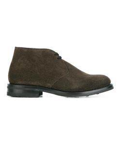 Church'S | Ryder Boots 41 Leather/Suede/Rubber