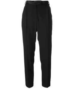 Avelon | Diffuse Cropped Trousers 36 Cotton/Polyester/Wool