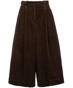 Non Tokyo | Wide Leg Culottes Medium Cotton
