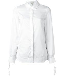 3.1 Phillip Lim   Tied Cuff Shirt 4 Cotton