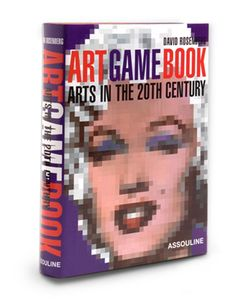 Assouline | Art Game Book