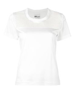 Comme Des Garçons Noir Kei Ninomiya   Embellished Front T-Shirt
