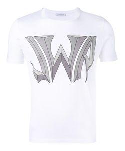 J.W. Anderson | J.W.Anderson Logo Print T-Shirt Small Cotton