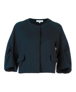 Io Ivana Omazic | Pleated Sleeve Cropped Jacket 42