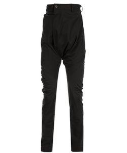 JULIUS   Drop Crotch Trousers 2 Cotton/Polyurethane