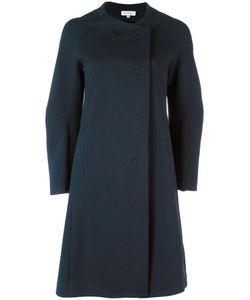 Io Ivana Omazic | Double Breasted Coat 42 Polyamide/Spandex/Elastane/Viscose