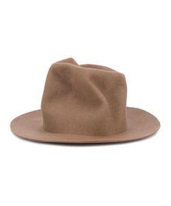 Neighborhood   Wide Brim Hat Medium Wool