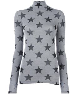 Gareth Pugh   Star Roll Neck Top 42 Polyamide/Spandex/Elastane/Viscose