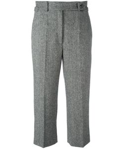 Red Valentino | Cropped Trousers 40 Acrylic/Polyamide/Polyester/Wool