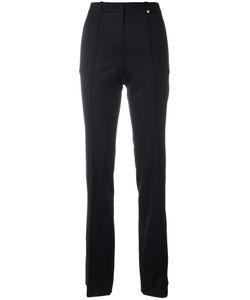 Versace | Flared Trousers 40 Spandex/Elastane/Rayon/Wool
