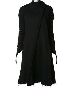 AGANOVICH | Off-Centre Flared Dress 36 Polyamide/Cashmere/Wool