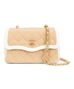 Chanel Vintage | Quilted Border Flap Bag