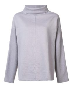 Daniel Patrick | Wide Neck Sweatshirt Xs Cotton