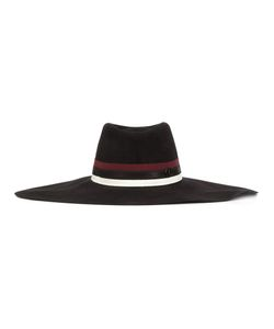 Maison Michel | Elodie Hat Small Cotton/Viscose/Wool/Rabbit Felt