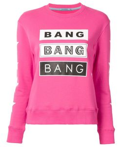 GUILD PRIME | Bang Print Sweatshirt 34 Cotton