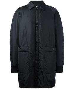 SOCIETE ANONYME | Société Anonyme Single Breasted Coat Large Nylon