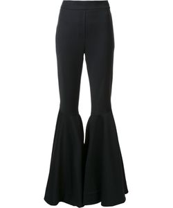 Ellery | Super Flared Trousers 10 Nylon/Spandex/Elastane/Virgin Wool