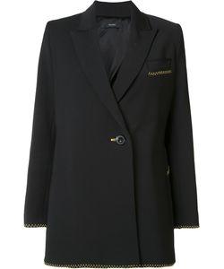 Ellery | Oversized Blazer 8 Nylon/Spandex/Elastane/Wool