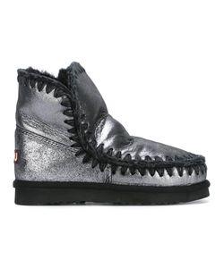 Mou | Eskimo 18 Boots 39 Leather/Sheep Skin/Shearling/Rubber