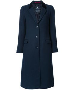 LOVELESS | Flap Pockets Mid Coat 36 Lambs Wool