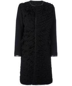 Comme Des Garçons Noir Kei Ninomiya | Single Breasted Coat