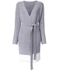 GUILD PRIME | V-Neck Belted Cardi-Coat 36 Acrylic