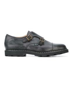 Paraboot | Lis Monk Shoes 9 Leather/Rubber