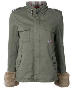 GUILD PRIME | Zipped High Neck Jacket 36 Cotton