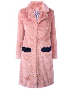 SHRIMPS | Claude Coat 12 Modacrylic/Polyester/Acetate/Viscose