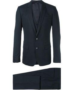 Dolce & Gabbana | Three Piece Suit 52 Spandex/Elastane/Cupro/Viscose/Wool