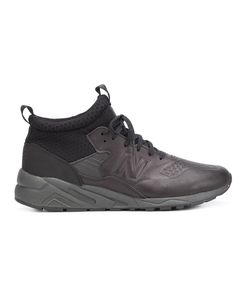 New Balance | Chunky Sole Sneakers 11 Calf Leather/Nylon/Rubber