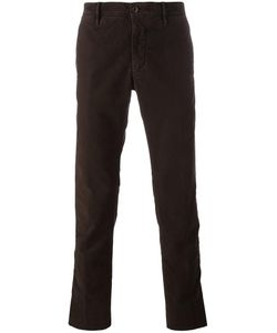 Incotex | Slim-Fit Trousers 40 Cotton/Spandex/Elastane
